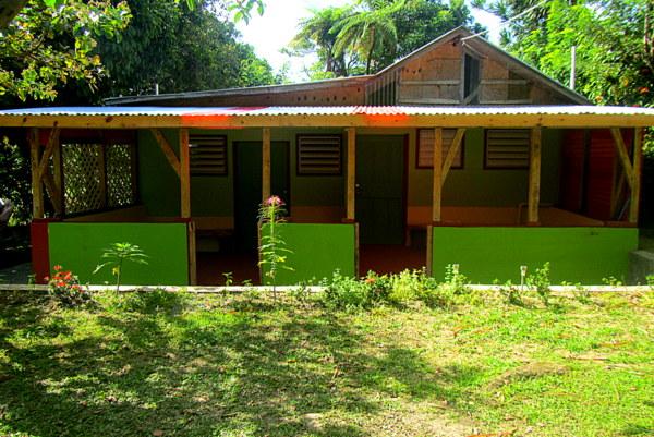 Ti Kwen cabins
